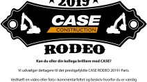 CASE RODEO - Prove yourself