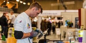 Isolatør-talent skal kæmpe for dansk EM-medalje
