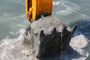 Fem konsortier skal byde på havneudvidelse til 500 mio. kr.