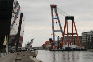 MT Højgaard løftede Bryghusbroen