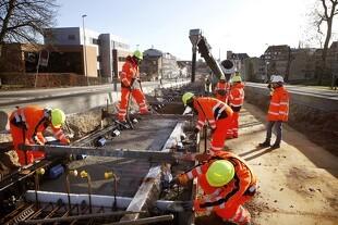 Letbane fejrer ét år uden alvorlige arbejdsulykker