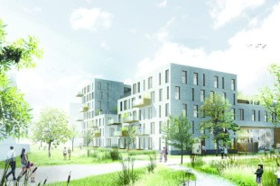 Nyt boligprojekt på Køge Kyst