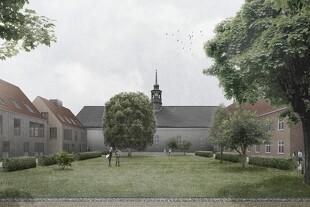 Vinderforslag nyfortolker klassisk Christiansfeld-arkitektur