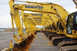 Komatsu: Avanceret maskinstyring er første skridt mod førerløse maskiner
