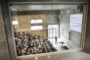 Største ingeniøroptag nogensinde på Aarhus Universitet