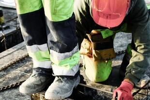Arbejdstilsynet gav 116 reaktioner på landsdækkende bygge- og anlægsaktion