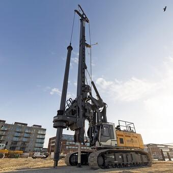 JMM sætter ny salgsrekord med 130 tons bore-kæmpe