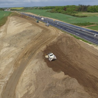 Smart Construction leverer løbende opdateringer til M.J. Eriksson