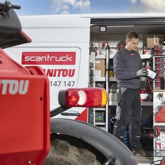 Milepæl opnået: Scantruck har nu 50 udekørende servicemontører