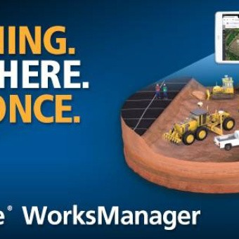 Trimble Worksmanager erstatter TCC