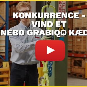 Konkurrence - Vind et Gunnebo GrabiQ® kædesæt! - Fyns Kran Udstyr A/S