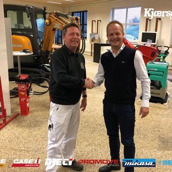 SDK udvider populær Sjælland afdeling med nyt showroom