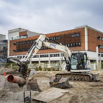 Kompakt Hitachi arbejder på at gøre Nordhavn-området klar til øget vækst og mere byggeri