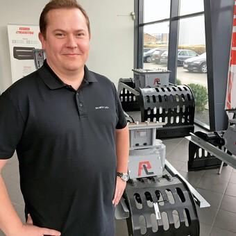 Thomas skaffer det der giver maskinerne ekstra værdi