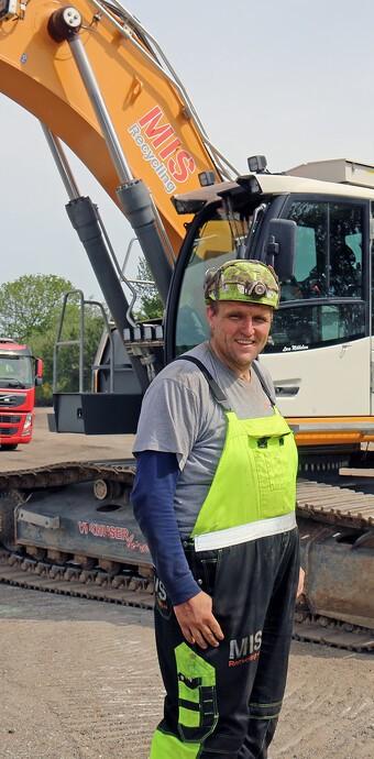 Forrygende start for Liebherrs nye G8 gravemaskine-serie