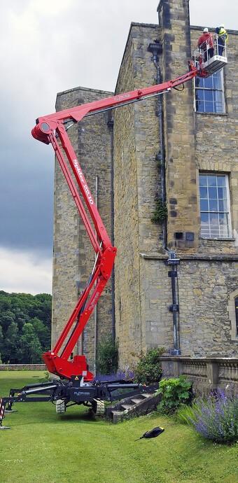 Scantruck når nye højder med agentur for bæltelifte