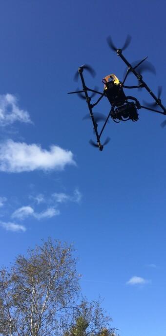 Falcon 8+ drone
