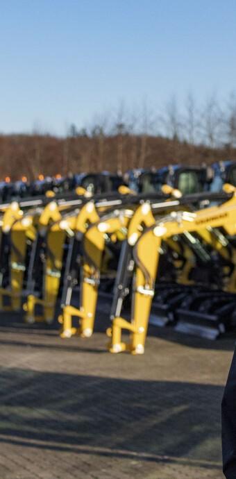 Maskiner A/S opruster sælgerstaben