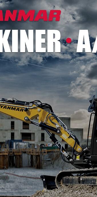 Maskinhuset A/S skifter navn til Maskiner A/S