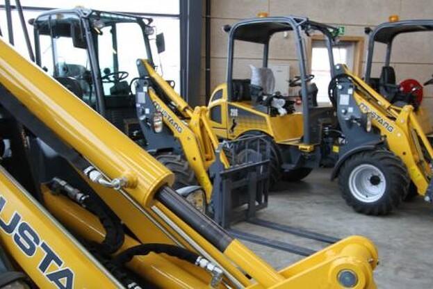 Fra første marts overtager Scantruck importen af Mustang, og på ScanMek 2013 får de besøgende lov til at smugkigge de nye maskiner.