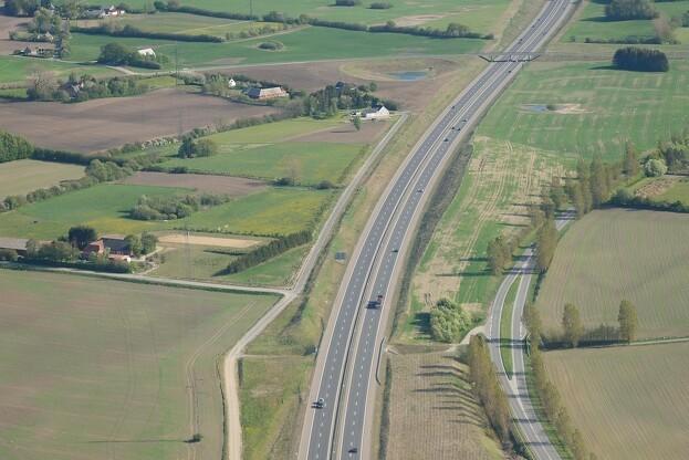 Ifølge Dansk Vejforening er der behov for en kraftig forbedring af den danske infrastruktur. Foto: Colourbox.
