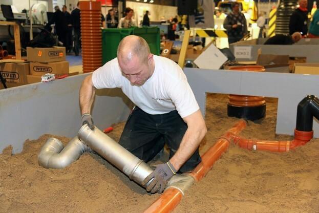DM i Kloak er ikke længere end del af Rørcenterdagene. Fremover finder konkurrencen kun sted under Kloakmessen i Fredericia. Pressefoto.