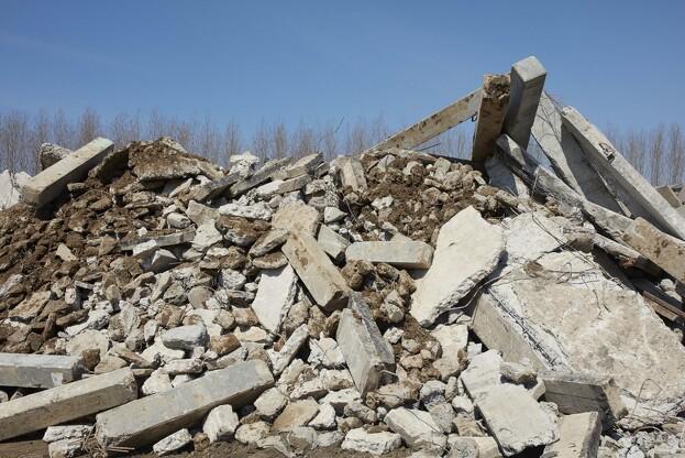 RGS 90 håndterer hvert år over tre millioner ton jord, bygningsaffald og vand. Pressefoto.