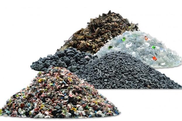 EddyC sorteren fra Steinert adskiller ikke-jernholdige metaller såsom aluminium, kobber, messing, etc. Illustration: Steinert.