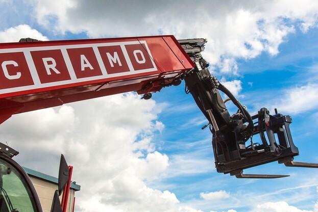 Den danske del af Cramo's materieludlejning er blevet solgt til Loxam. Foto: Cramo.