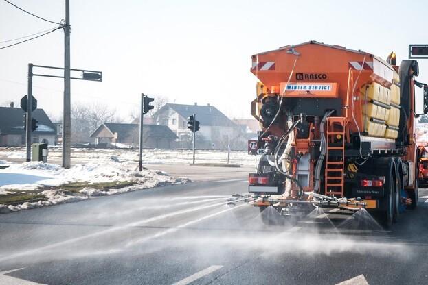 Rasco er en stor spiller på det europæiske marked inden for udstyr til vejvedligehold. Sivertsen A/S henter dem nu også ind på det danske marked. Pressefoto.