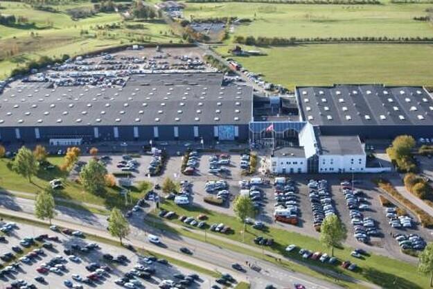 I Messe C Fredericia kan hele messen - inklusive DM i Kloakarbejde, som afvikles centralt messeområdet - holdes samlet i én, 4000 kvadratmeter stor messehal.