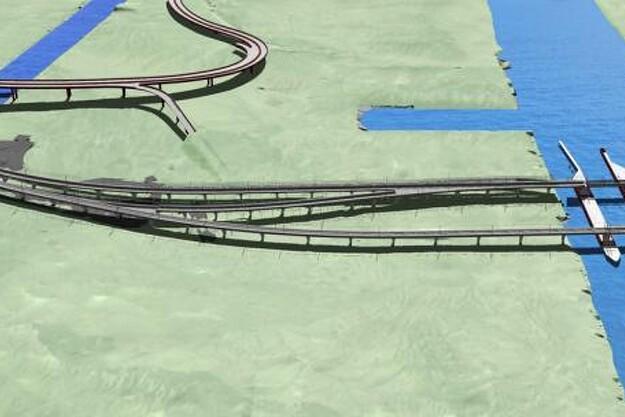 Skanska og MTH skal bygge svensk jernbanebro