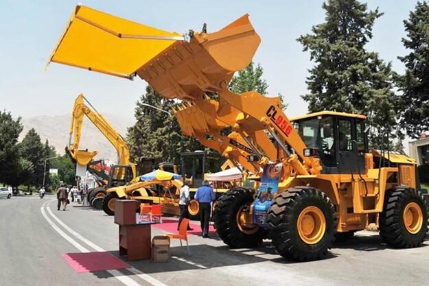 Maskinmesse i Iran bliver årlig begivenhed