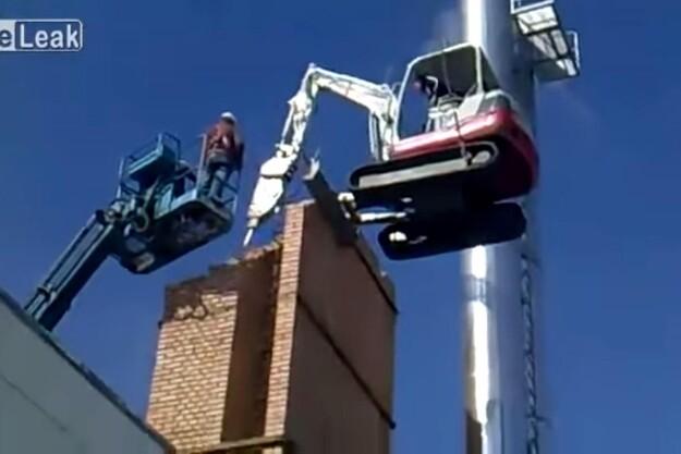 Fredagsvideo: Minigraver går i højden