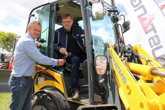 Ny Mustang-forhandler i Nordjylland