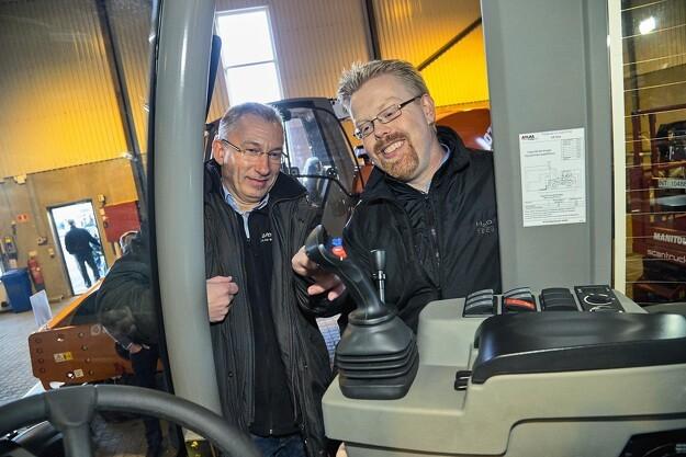 Weycors Start & Stop testes i Danmark