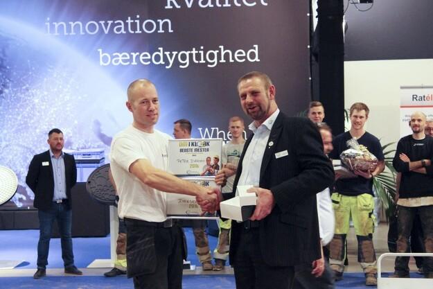 Her er Danmarks bedste i kloakbranchen