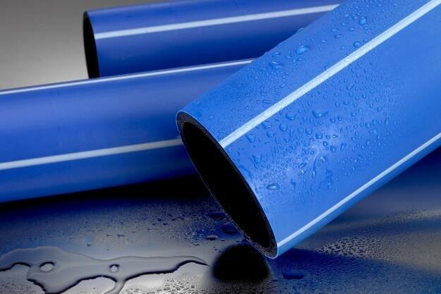 Blå rør skal kun være til drikkevand