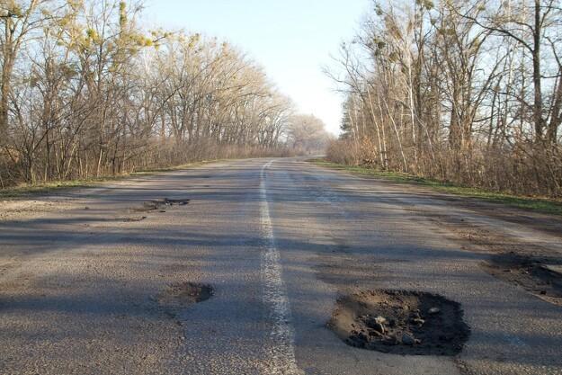 Kommuner forsømmer vejvedligehold