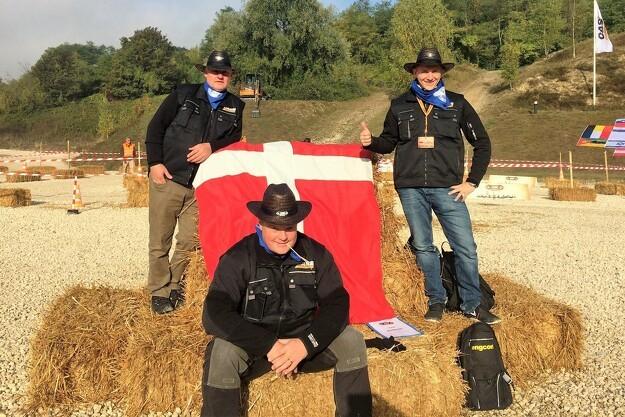 Case-mesterskab tilbage på danske hænder