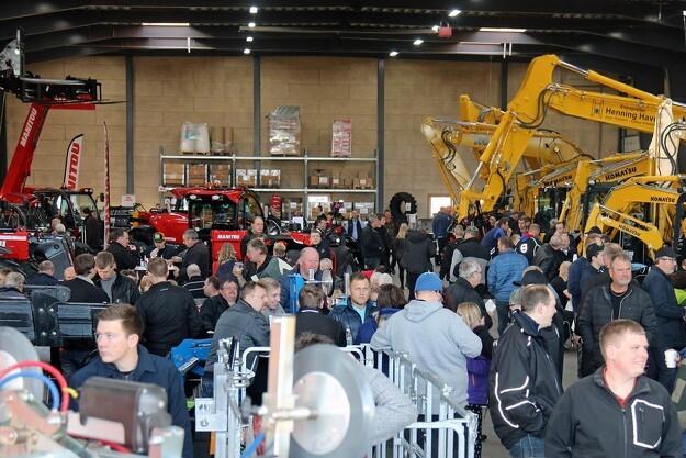 ScanMek med masser af solgte maskiner