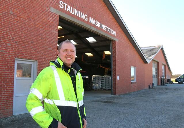 Godt indeklima i stalden er udstyr og rådgivning hånd-i-hånd