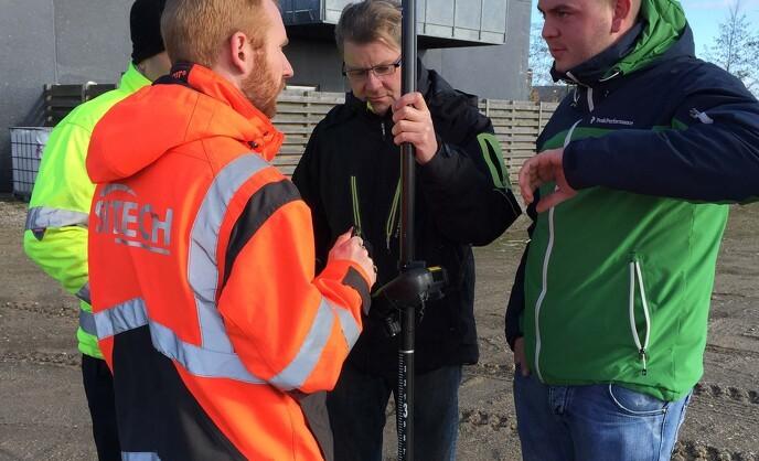 KURSUS KOM GODT I GANG – TRIMBLE SITEWORKS LANDMÅLING - kopi