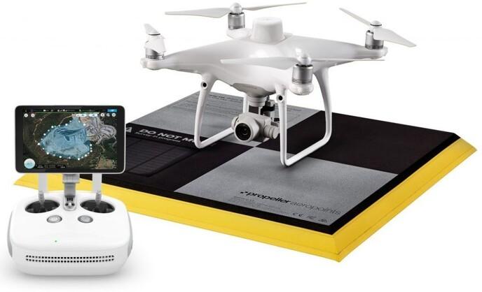 Trimble Stratus - webbaseret platform til droneopmåling