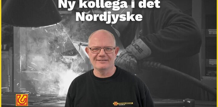 Præsentation af en ny kollega i det Nordjyske
