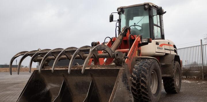 Tid til udskiftning efter mere end 17000 timer på samme gård