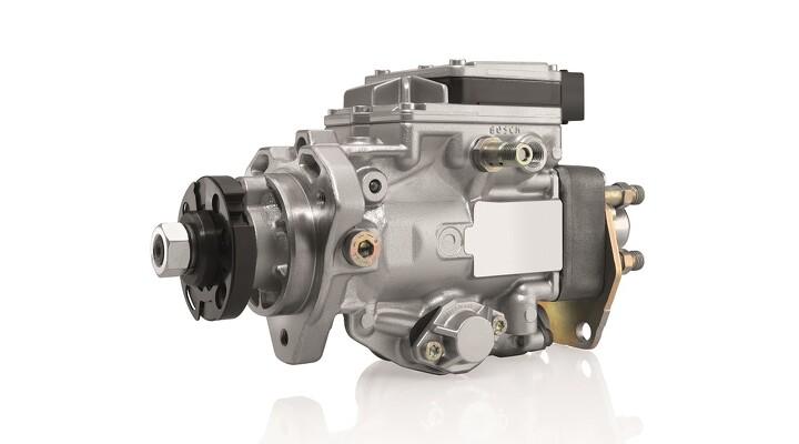 Bosch diesel komponenter nu landet i Sjørup