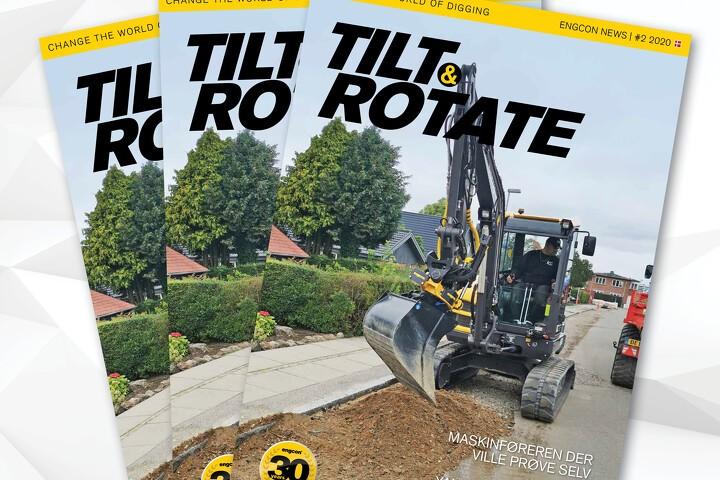 Tilt & Rotate #2