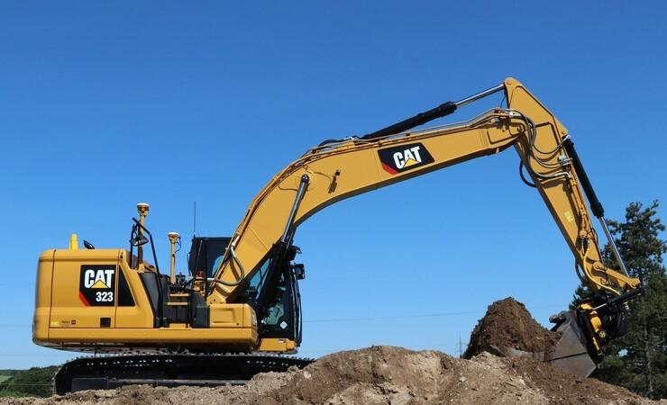 Caterpillar klar med ny udgave af populær gravemaskine