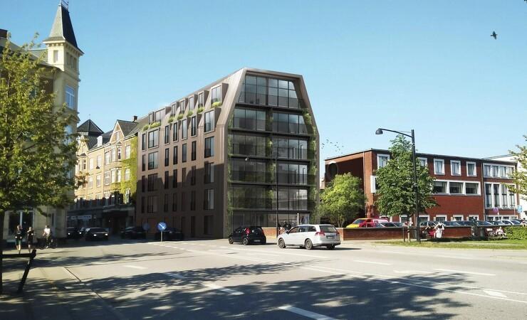 MT Højgaard renoverer Hovedbiblioteket i Aarhus